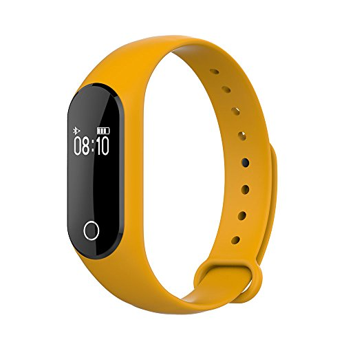 Hanbaili M6 Sports Bluetooth Pedometer Sleep Monitor Fiteness Tracke Smartband Watch