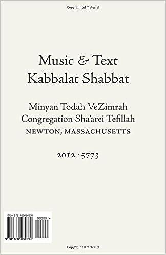 Buy Todah VeZimrah Siddur: Hebrew Text and Music Score Book Online