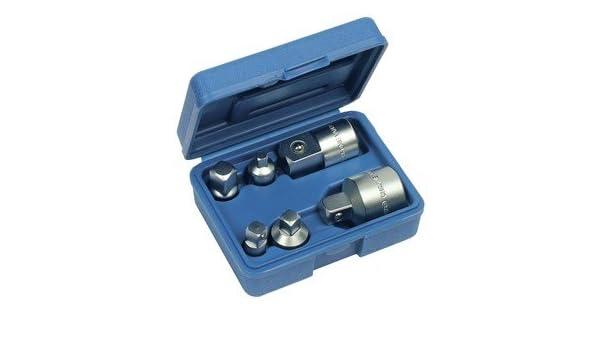 ABC TOOLS a 3116 3600 accesorios para llaves de vaso, multicolor: Amazon.es: Bricolaje y herramientas