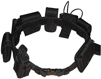 Black Law Enforcement Modular Equipment System