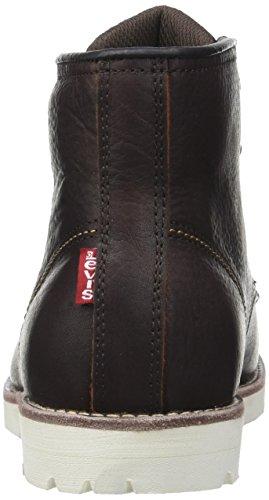 Levi's Herren Kurzschaft Regular Black Clean Brown High Dark Stiefel Jax Braun qZpwxBqrfS