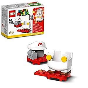 LEGO Super Mario Fuoco - Power Up Pack, Espansione, Costume Potenza di Fiamma, Giocattolo, 71370  LEGO