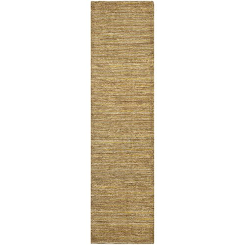- Safavieh Organica Collection ORG111A Hand-Knotted Natural Wool Runner (2'6
