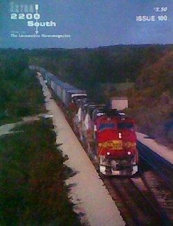 Conrail Dash - Extra 2200 South: The Locomotive Nesmagazine Issue 100, Jul-Sep 1993
