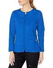 WonderWink Zip Front Jacket