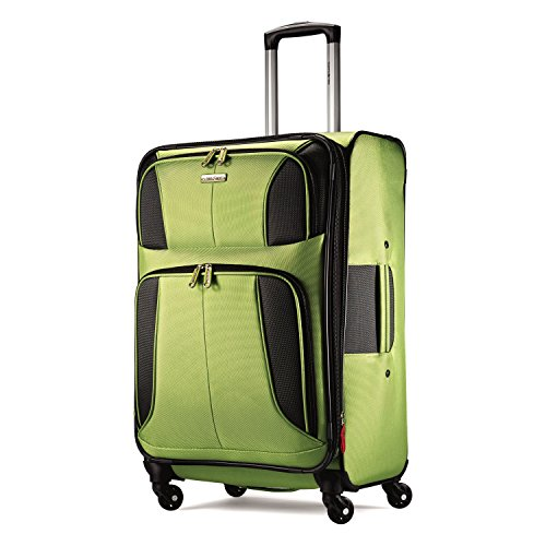 Green Suitcase (Samsonite Aspire xLite Expandable 25