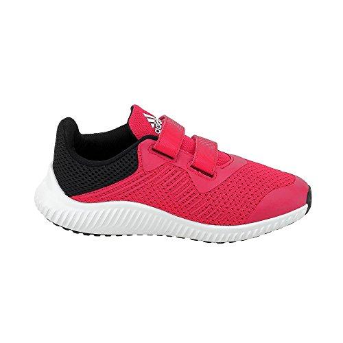 adidas Fortarun CF I, Zapatillas Unisex Bebé Varios Colores (Escarl/Negbas/Ftwbla)
