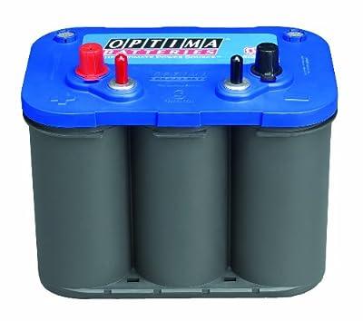 Optima Batteries 8006-006 34M BlueTop Starting Battery