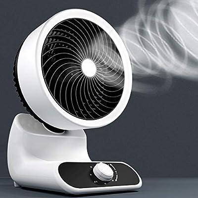 Ventilador Silencioso De Circulación De Aire Silencioso De 360 ...