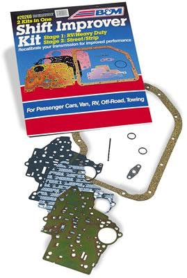 B&M 10226 Shift Improver Kit for Automatic Transmissions by B&M