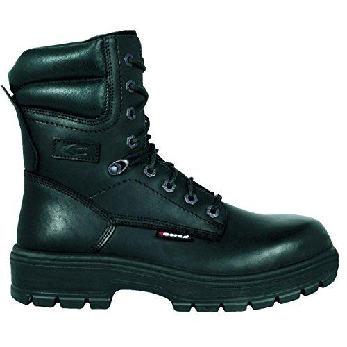 Cofra 82261-005.W43 Flint S3 CI HRO Chaussures de sécurité SRC Taille 43 Noir