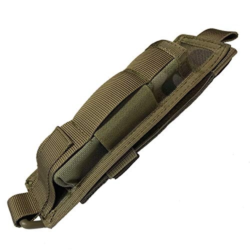 Miles Tactical Baton Holder Molle (Multicam, 16