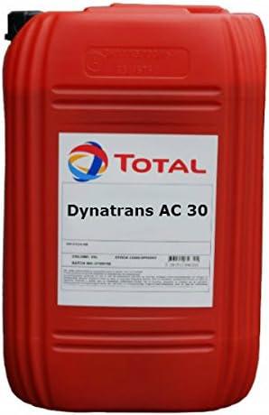 Total Dynatrans AC 30 - Aceite para caja de cambios (20 L): Amazon ...