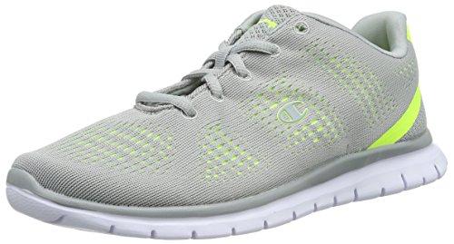 Low Cut Shoe Alpha - Zapatillas de Running para Mujer, Color Gris (Grey Melange 1), Talla 40.5 Champion