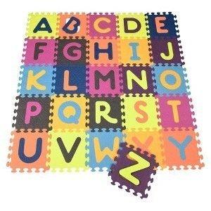 B.eautifloor (Tiles) Alphabet Mat