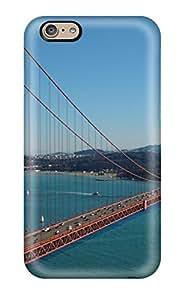 Case Cover Golden Gate Bridge Iphone 6 Protective Case 3436821K34344914