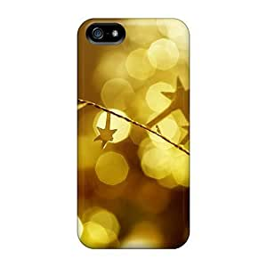 AxzdMNt2697EcemE AnnetteL Awesome Case Cover Compatible With Iphone 5/5s - Christmas Lucky