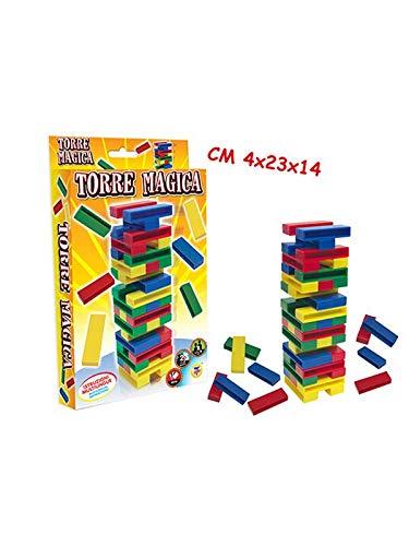 Teorema - Torre magica, Juego de Mesa, Multicolor, Talla u