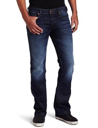 Diesel men's zatiny bootcut jeans