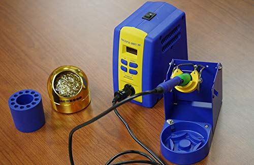 Hakko - FX951-66 Kit 1, with T15-B2 and T15-D08 Tips, Blue and Orange Tip Sleeves