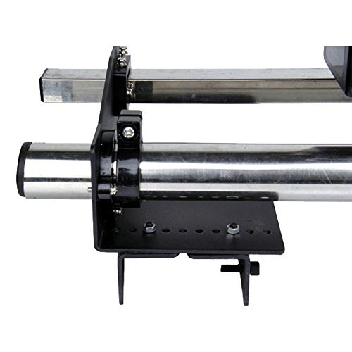54'' 64'' 74'' Automatic Media Take up Reel System Paper Pickup Roller with 2 Motors for Roland Mutoh ValueJet 1324 / Valuejet 1304 / RJ-900C Epson Mimaki Roland Inkjet Printers by Unknown (Image #1)