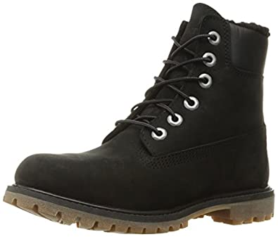 Amazon.com | Timberland Women's 6 Inch Premium Fleece