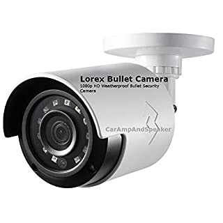 Lorex LAB243B 4MP 2K Super HD Bullet Security Camera