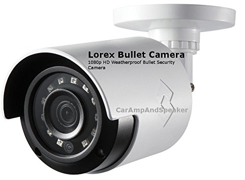 Lorex LAB243B 4MP 2K Super HD Bullet Security Camera