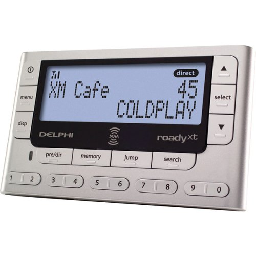 Delphi XM Roady XT Satellite Radio Receiver by Delphi