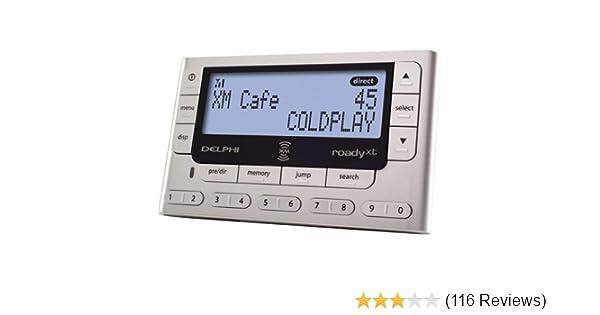 Amazon Delphi Xm Roady Xt Satellite Radio Receiver Electronics