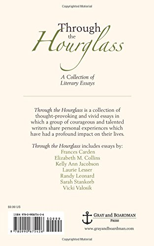 Essay On Paper Through The Hourglass A Collection Of Literary Essays Andrew Kennedy   Amazoncom Books Essay Samples For High School Students also Sample Essay Thesis Statement Through The Hourglass A Collection Of Literary Essays Andrew  What Is A Thesis Of An Essay