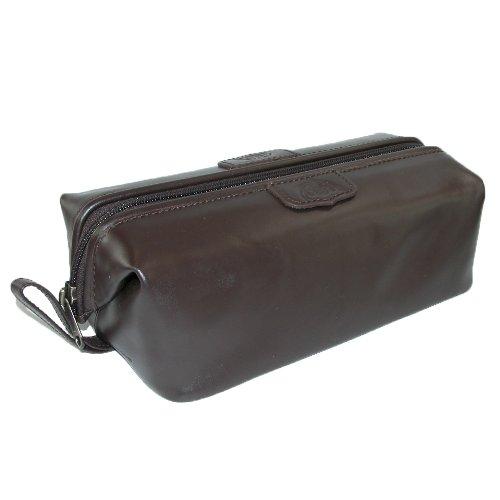dopp-mens-leather-water-resistant-travel-kit-bag-brown