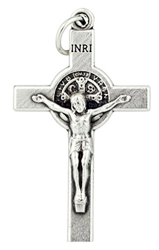 Saint Benedict Crucifix Pendant (Crucifix Pendant)