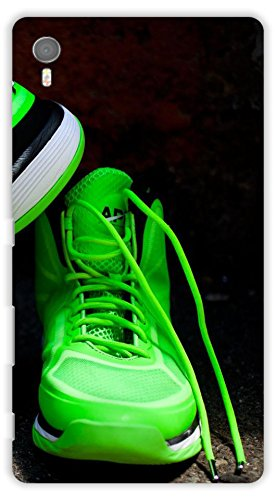Crazy Beta Running shoes of green