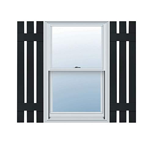 "Black 60 Pack Window Shutters Panel Peg Loks 3/"" Shutter Fasteners Spikes New"