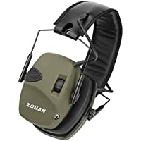 ZOHAN Electronic Shooting Ear Muff, Professional Sound...