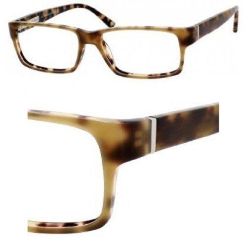 BANANA REPUBLIC Monture lunettes de vue BARRET 0JRQ Jaune blé/Écailles 53MM