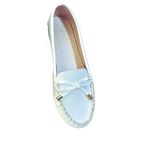 Morecome Summer Flats Casual Womens