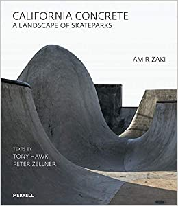 california concrete a landscape of skateparks