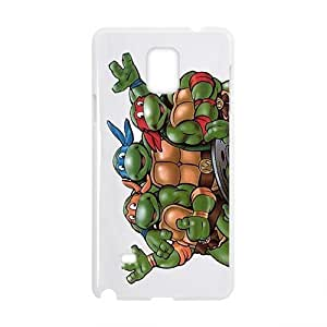 Happy Teenage Mutant Ninja Turtles Cell Phone Case for Samsung Galaxy Note4