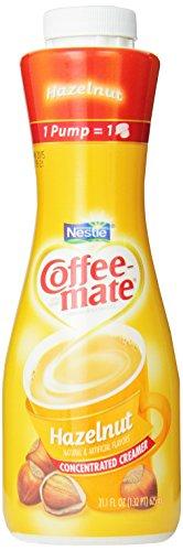 Coffee mate Creamer Hazelnut Table Top 21 1 Ounce