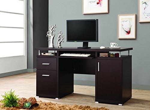 Contemporary Computer Desk Amazoncom - Contemporary computer desk
