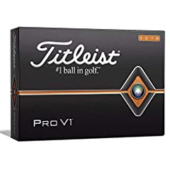 Titleist Pro V1 offers total performance And features extraordinary distance, very low long game spin, penetrating flight, Drop-and-Stop control and very soft feel.. department_name: unisex-adultmaterial_type: Urethane