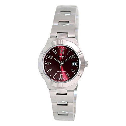 Casio General Ladies Watches Metal Fashion LTP-1241D-4A2DF - - Watch Womens Casio Ltp