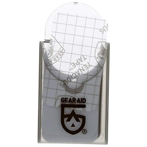 Gear Aid Tenacious Tape Mini Patches for Down Jacket Repair, Black 1.5