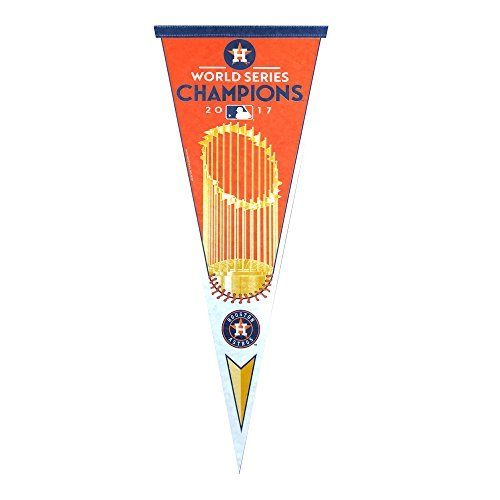 World Series Champions Official Licensed Vertical Pennant ()