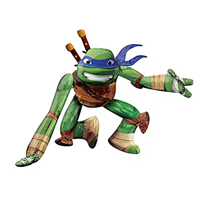 Anagram International A11137001 TMNT Leonardo Airwalker Party Balloon, 44