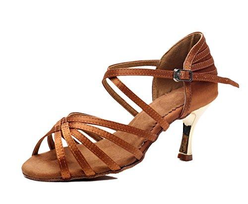 MGM-Joymod - Jazz Y Contempóraneo Mujer Brown/7.5cm Heel