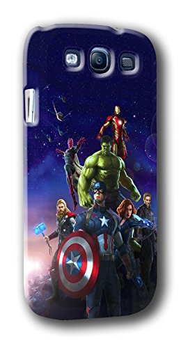 Avengers Age Of Ultron Samsung Galaxy S3 Hard Case Cover