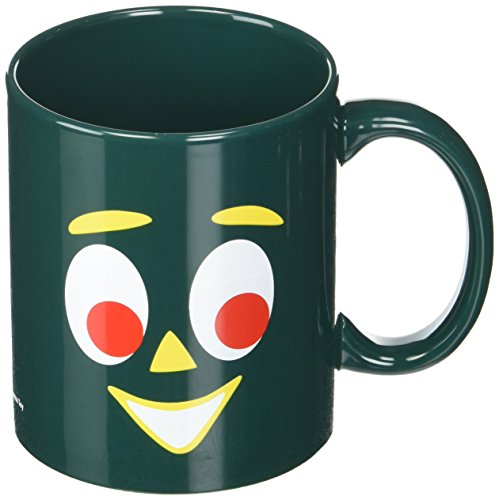 NJ Croce Gumby Face Ceramic Mug -